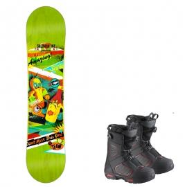 Pack Snowboard Enfant