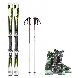 Pack Ski Performance Homme