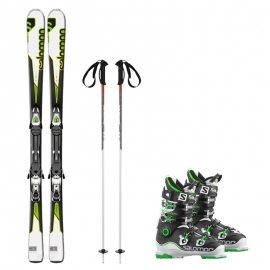 Pack Ski Performance Homme