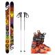 Pack Ski Prestige Freestyle